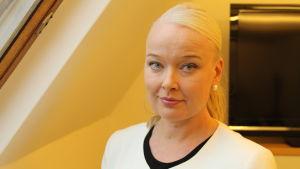 Tiina Tuurnala toimitusjohtaja Suomen Varustamot