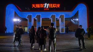11.11 eller Alla singlars dag i Kina.
