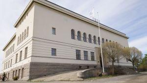 Kristinestads gymnasium den 20 maj 2017