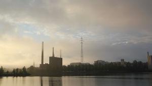 Vasa elektriskas kraftverk.