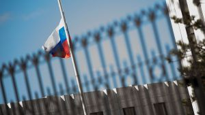 Rysslands ambassad i Washington D.C.