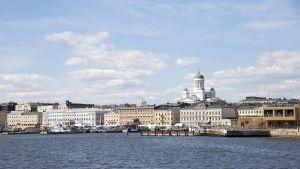 Helsinki toukokuussa 2018.