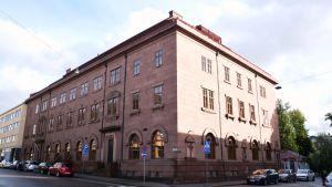 Finksa församlingshemmet i Borgå