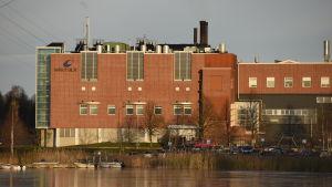 Wärtsiläs fabrik i Vasa.