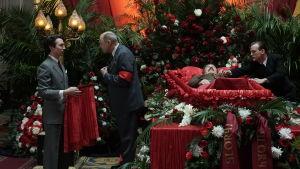 Bild från filmen The Death of Stalin