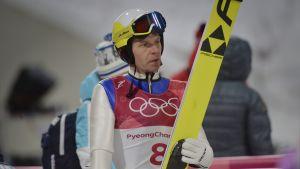 Janne Ahonen.
