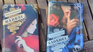 Böckerna Maresi och Naondel.