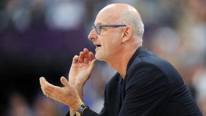 Henrik Dettman, Finlands chefstränare i basket sedan 2004