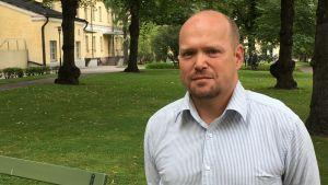 Professor Peter Stadius