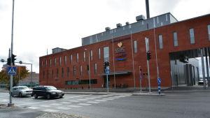 Energilaboratoriet på Brändö i Vasa.