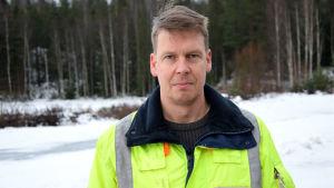 Lotsålderman Olli Taipale arbetar i Skärgårdshavet men bor i Hollola.