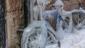 Nedisad cykel