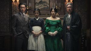 Pressbild för film The handmaiden