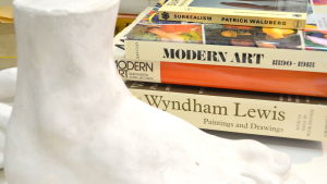 Konstböcker om modern konst