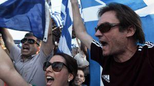 Grekland protesterar mot att Makedonien får heta bara Makedonien.