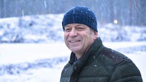 Per Högström, chef för Borgå idrottstjänster