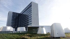 Mejlans sjukhus i Helsingfors