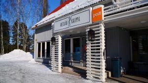 Bybutiken i Valkom, Lovisa