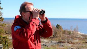 Biolog Pekka Paaer.