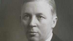 Valter Granqvist var Hilma Granqvists närmaste bror, han stödde henne hela sitt liv.