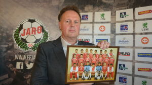 Fredrik Haga blir ny VD för Liga-Jaro Ab.