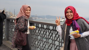 vox pop i Turkiet