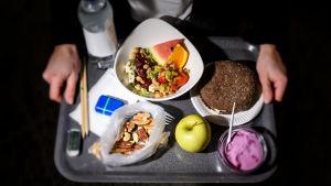 Bra mat för studentskrivningarna