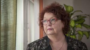 Generalsekreteraren för förbunder för mödra- och skyddshem Riitta Särkelä
