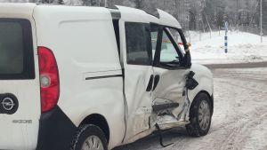 trafikolycka i Karleby