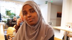 somalisk kvinna