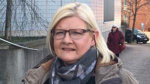 Liisa Lintuluoto är överkommissarie.