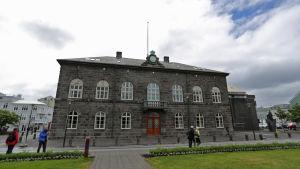 Islands parlamentshus