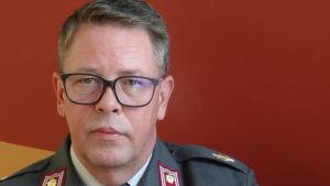 Överstelöjtnant Juhani Pihlajamaa