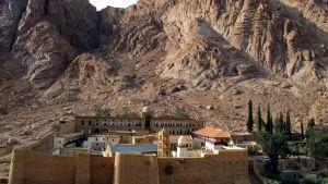 Sankta Katarina-klostret på Sinai
