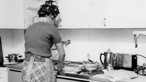 Diskning i början av 1960-talet