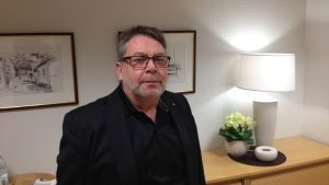 Konsult Peter Tanzer från konsultföretaget DeLiza i Söderköping i Sverige,