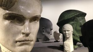 Wäinö Aaltonens skulpturer.