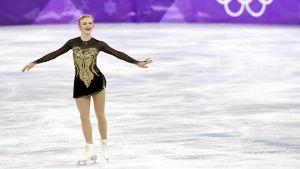 Emmi Peltonen i OS