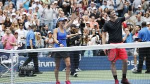 Hingis och Murray vann US Open 2017.