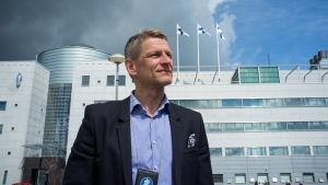 Janne Järvinen, kriminalinspektör vid Centralkriminalpolisen med ansvar för miljöbrott.
