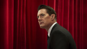Kyle MacLachlan som Dale Cooper