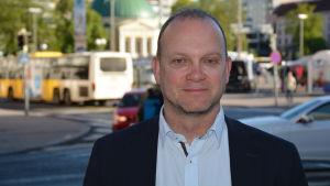Entreprenören Timo Ketonen hjälper uppstartföretag att nå framgång