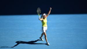 Caroline Wozniacki, Australian Open 2018.