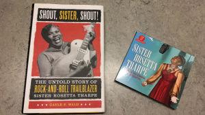Sister Rosetta Tharpe Bok och CD