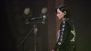 Dolores O'Riordan live maj 2017.