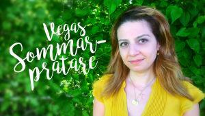 Celina Alschareef är en av vegas sommarpratare 2017