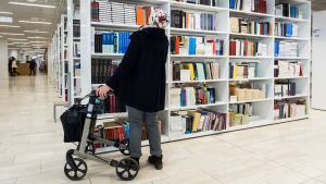 Helsingin yliopiston kirjasto