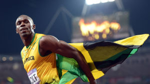 Usain Bolt, OS i London 2012