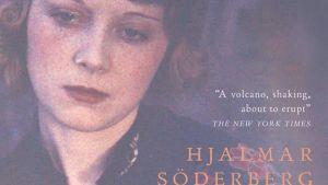 Pärmen till Hjalmar Söderbergs roman Doktor Glas i engelsk version.