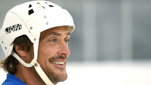 Ishockeyspelaren Teemu Selänne.